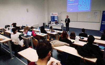 Mladi podjetniki, raziskovalci in študenti v Primorskem tehnološkem parku ustvarjali nove sinergije
