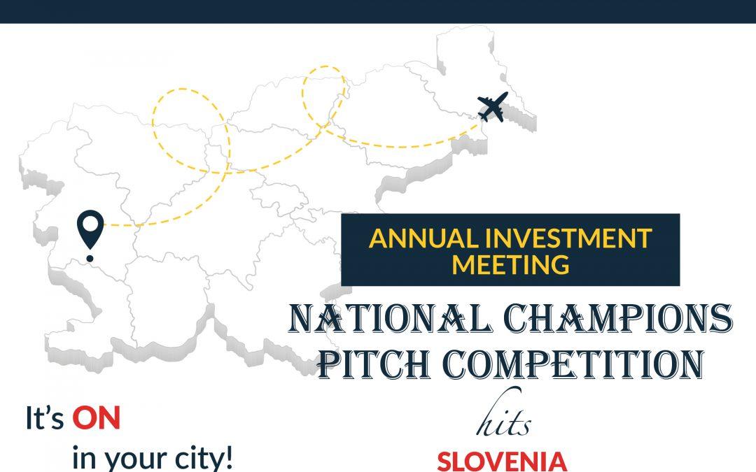 A chance for Slovene startups at AIM 2020 in Dubai