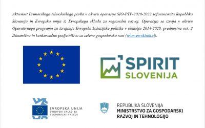SIO- PTP -2018-19 (European Regional Development Fund)