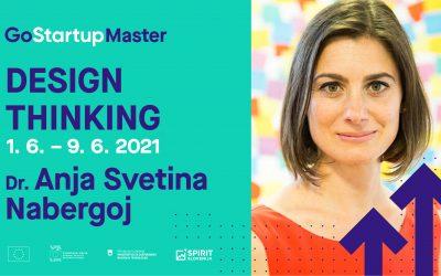 Design Thinking z dr. Anjo Svetina Nabergoj